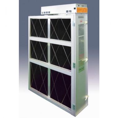 コンパクト型空気調和機電気集じん機 CPCⅢ